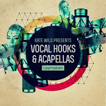 Сэмплы вокала - Loopmasters Kate Wild Vocal Hooks and Acapellas