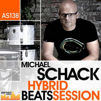 Сэмплы Loopmasters Michael Schack Hybrid Beats Session