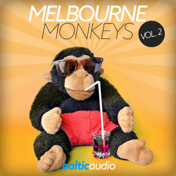 Сэмплы Baltic Audio Melbourne Monkeys Vol.2