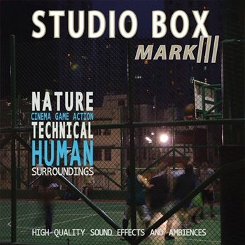 Звуковые эффекты - Best Service Studio Box Mark III