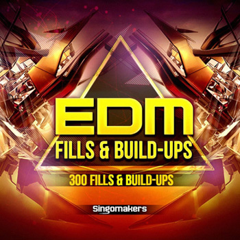 Сэмплы эффектов - Singomakers EDM Fills Build Ups