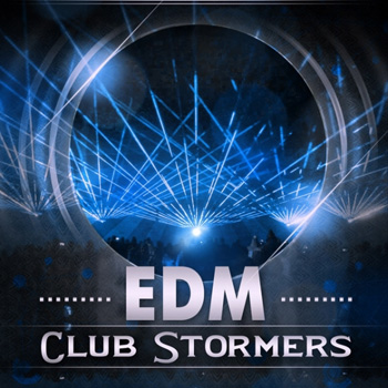 Сэмплы Mainstream Sounds EDM Club Stormers