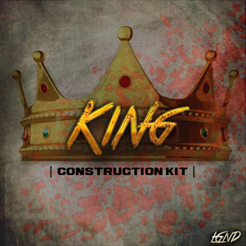 Сэмплы LGND King Construction Kit