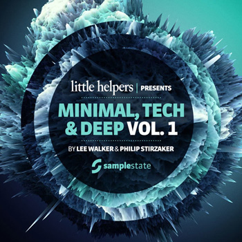 Сэмплы Samplestate Little Helpers Minimal Tech and Deep