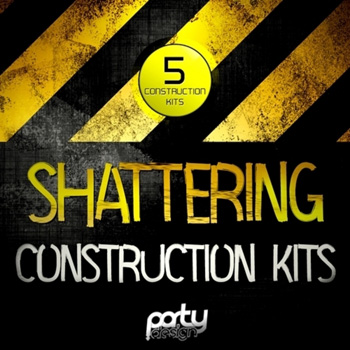 Сэмплы Party Design Shattering Construction Kits