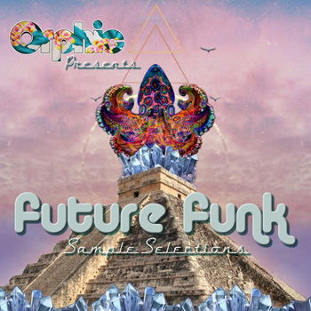 Сэмплы Black Octopus Sound Orphic Future Funk Sample Selections