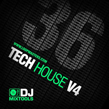 Сэмплы Loopmasters Dj Mixtools 36 Tech House Vol.4
