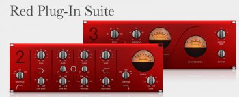 Focusrite Red Plug-In Suite v1.1 x86 x64