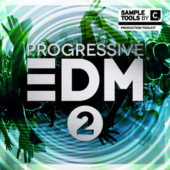 Сэмплы Sample Tools by Cr2 - Progressive EDM 2