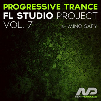 Проект NextProducers Progressive Trance Vol.7 by Mino Safy FL Studio Project