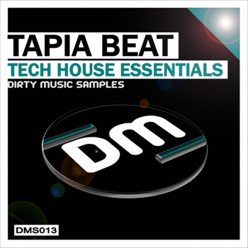 Сэмплы Dirty Music Tapia Beat Tech House Essentials