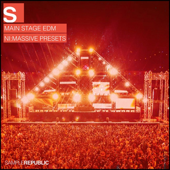 Пресеты Sample Republic Mainstage EDM Massive Presets