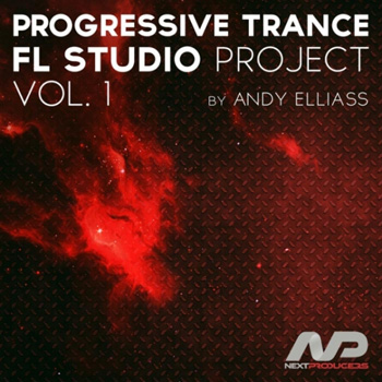 Проект NextProducers Progressive Trance Vol.1 by Andy Elliass FL Studio Project