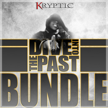 Сэмплы Kryptic Dive Into The Past Bundle Vol.1-3