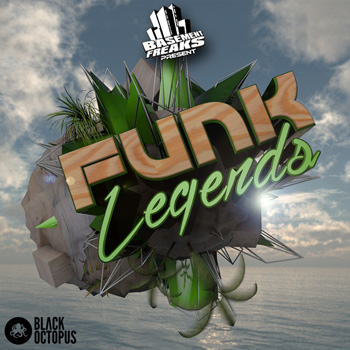 Сэмплы Black Octopus Sound Basement Freaks Funk Legends