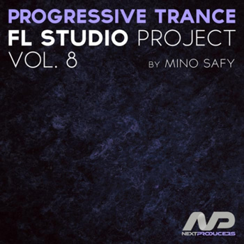 Проект NextProducers Progressive Trance Vol.8 by Mino Safy FL Studio Project
