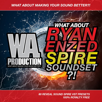 Пресеты What About: Ryan Enzed Spire Soundset