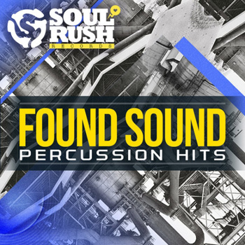 Сэмплы Soul Rush Records Found Sound Percussion Hits