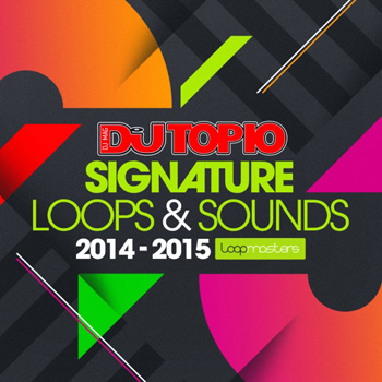 Сэмплы Loopmasters Top 10 DJs Signature Loops and Sounds