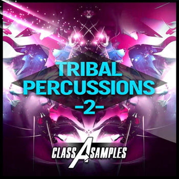 Сэмплы Class A Samples Tribal Percussions Vol.2