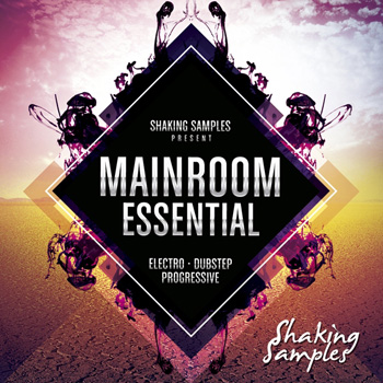 Сэмплы Shaking Samples Mainroom Essential
