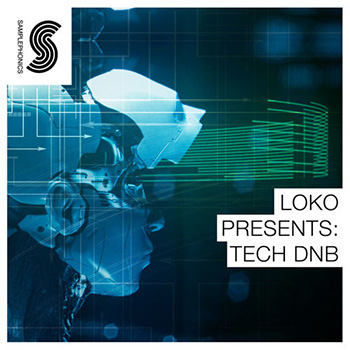 Сэмплы Samplephonics Loko Tech DnB