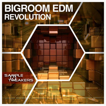 Сэмплы Sample Tweakers Bigroom EDM Revolution