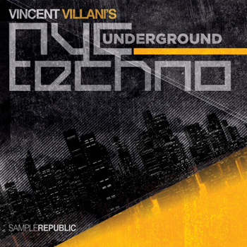 Сэмплы Sample Republic NYC Underground Techno