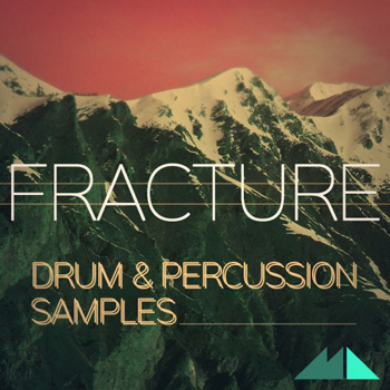 Сэмплы ModeAudio Fracture Drum and Percussion