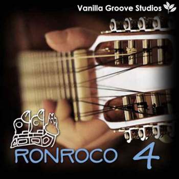 Сэмплы гитары - Vanilla Groove Studios World String Loops Ronroco Vol.4