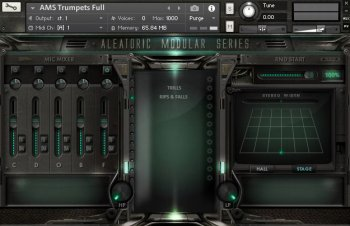 Библиотека сэмплов - Strezov Sampling Aleatoric Modular Series Brass Bundle (KONTAKT)