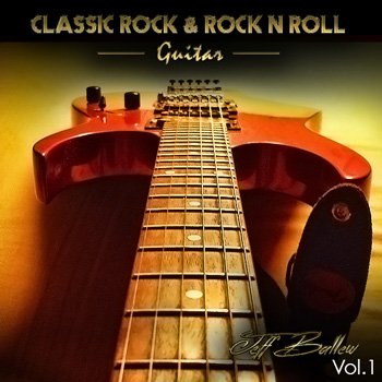 Сэмплы Playin Music Classic Rock Rock N Roll Guitar Jeff Ballew Vol.1