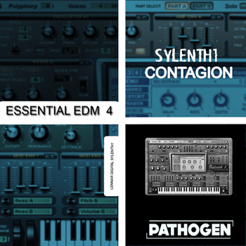 Пресеты Pathogen Sylenth1 Contagion Essential EDM