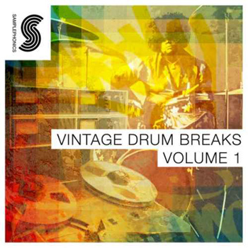 Сэмплы Samplephonics Vintage Drum Breaks Vol.1