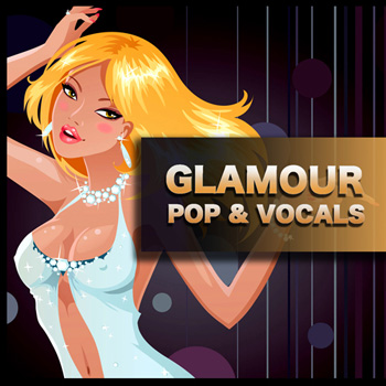 Сэмплы Pulsed Records Glamour Pop and Vocals