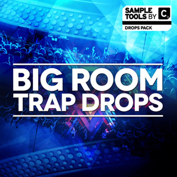 Сэмплы Sample Tools by Cr2 Big Room Trap Drops