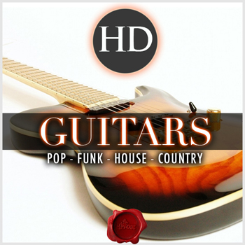 Сэмплы Fox Samples HD Guitars
