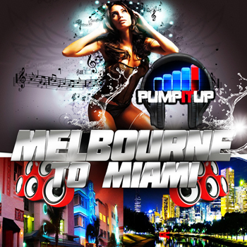 Сэмплы Fox Samples Pump It Up Melbourne To Miami