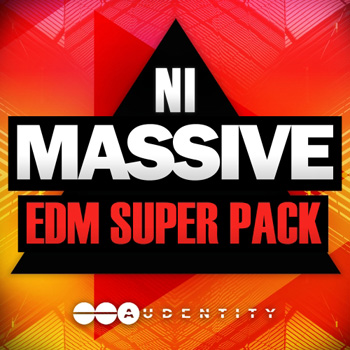 Пресеты Audentity NI Massive EDM Super Pack
