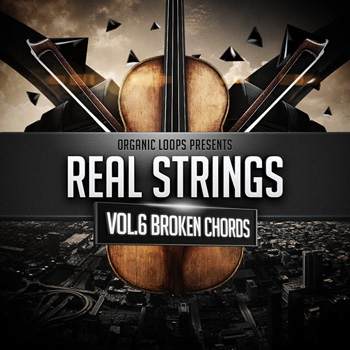 Сэмплы струнных - Organic Loops Real Strings Vol.6 Broken Chords