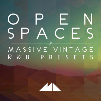 Пресеты ModeAudio Open Spaces Massive Vintage R&B Presets