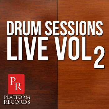 Сэмплы ударных - Platform Records Drum Sessions Live Vol.2