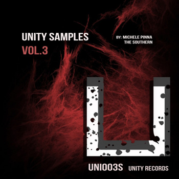 Сэмплы Unity Records Unity Samples Vol.3 by Michele Pinna and The Southern