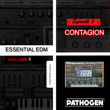 Пресеты Pathogen Sylenth1 Contagion Essential EDM 1