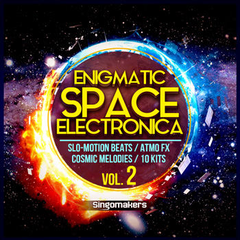 Сэмплы Singomakers Enigmatic Space Electronica Vol.2