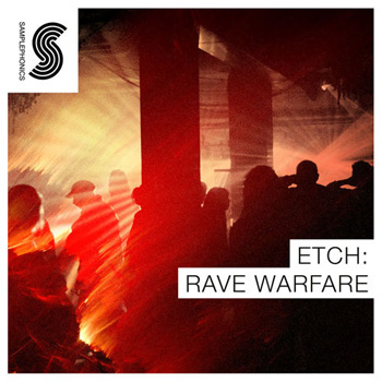Сэмплы Samplephonics Etch Rave Warfare