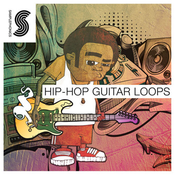 Сэмплы Samplephonics Hip Hop Guitar Loops