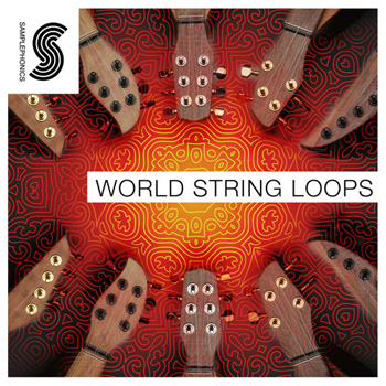 Сэмплы Samplephonics World String Loops
