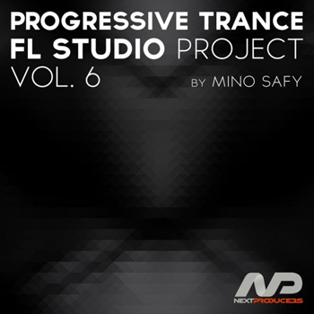 Проект NextProducers Progressive Trance Vol.6 by Mino Safy FL Studio Project