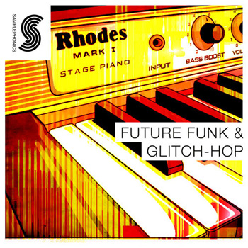 Сэмплы Samplephonics Future Funk and Glitch Hop
